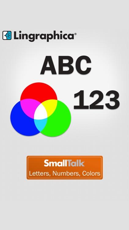 SmallTalk Letters,Number,Color