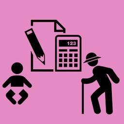SA : Super Age Calculator