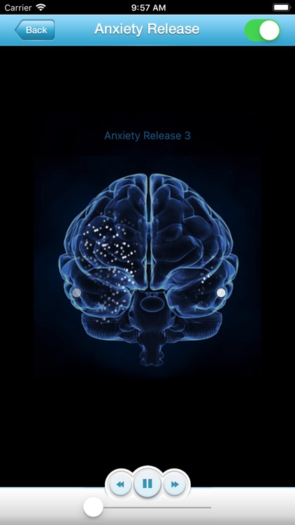 Anxiety Release based on EMDR