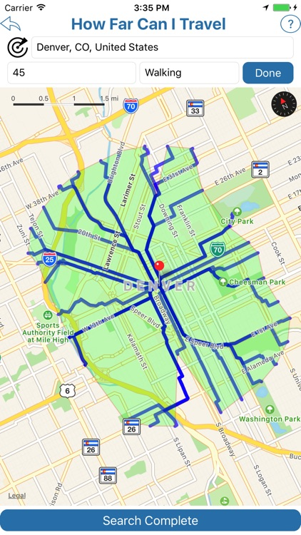 Free Map Tools screenshot-0