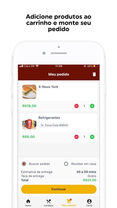 Império Fast Food screenshot 4
