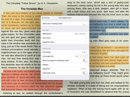 FBReader: ePub and fb2 readerのおすすめ画像3