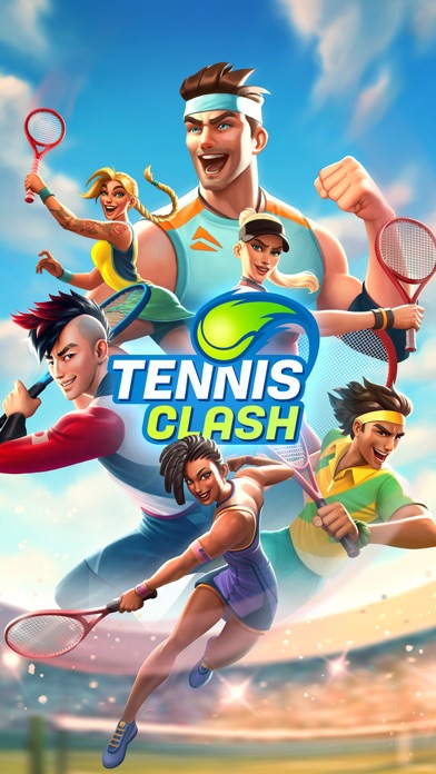 Tennis Clash: Fun Sports Games screenshot 5