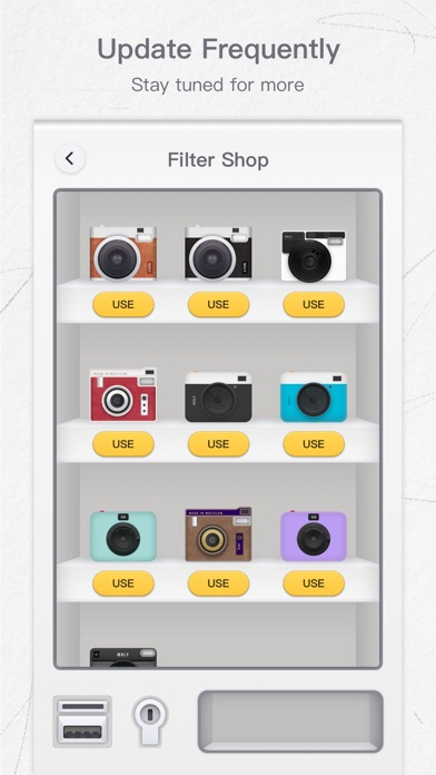 Download MolyCam - Retro Effects Camera for Android