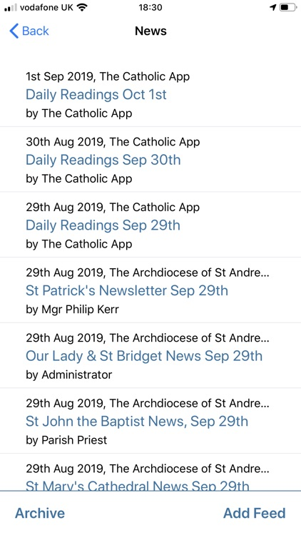 The Catholic App screenshot-7