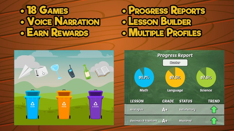 Third Grade Learning Games SE screenshot-4