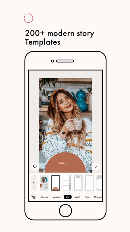 Template | Story + Feed Design screenshot-3