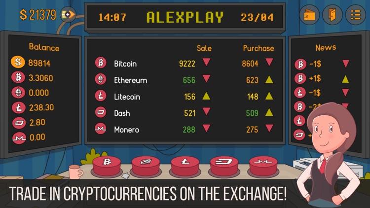 Miner Tycoon Bitcoin Simulator screenshot-3