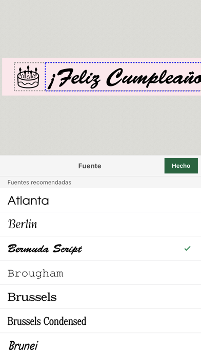 Screenshot for Brother P-touch Design&Print in Colombia App Store