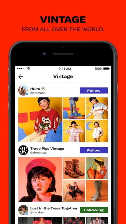 Depop - Streetwear & Vintage screenshot-7