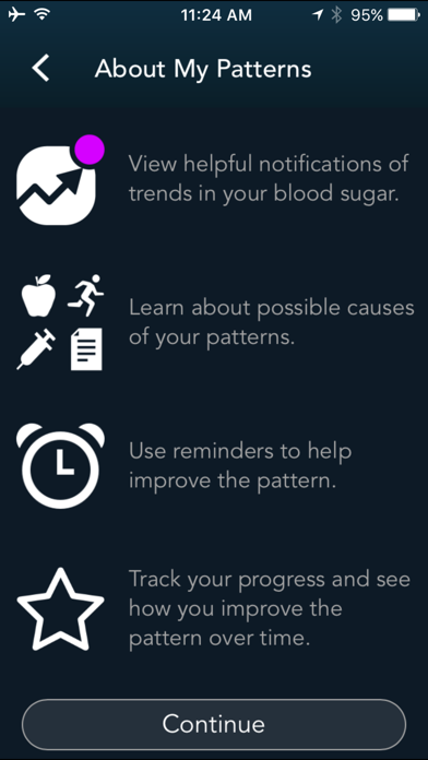 Screenshot for CONTOUR DIABETES app (ZA) in South Africa App Store