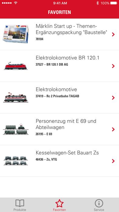 messages.download Märklin Produktkatalog software