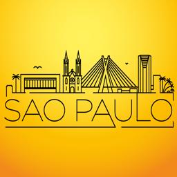 Ícone do app São Paulo Guia de Viagem