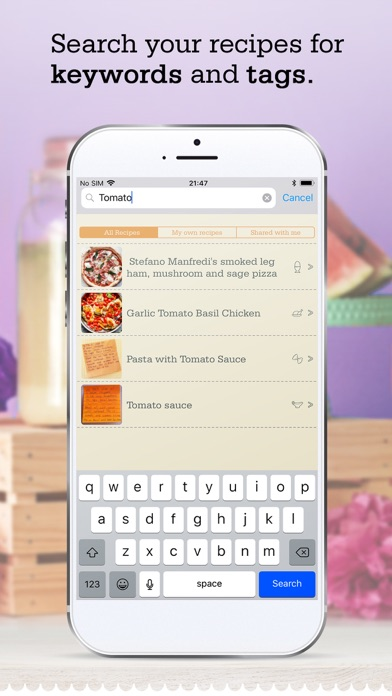 Download Recipe Organizer by OrganizEat for Pc