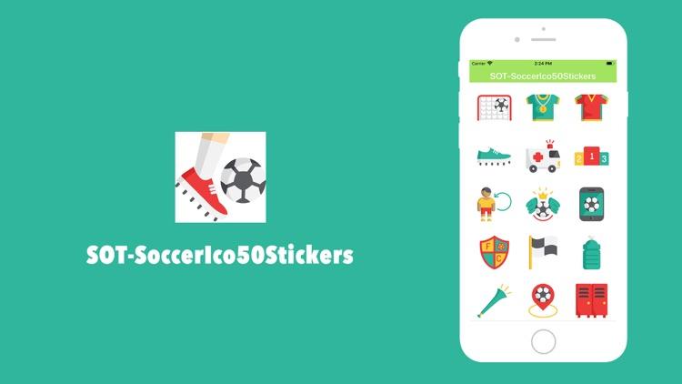 SOT-SoccerIco50Stickers