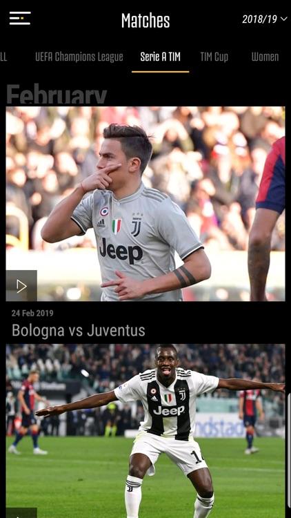 Juventus Tv By Juventus Football Club Spa