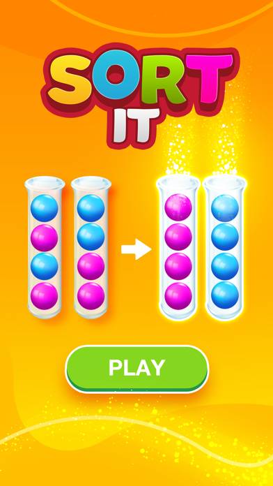 Sort Puzzle: Fun Ball screenshot 6