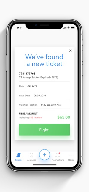 WinIt - Fight Your Tickets on the App Store