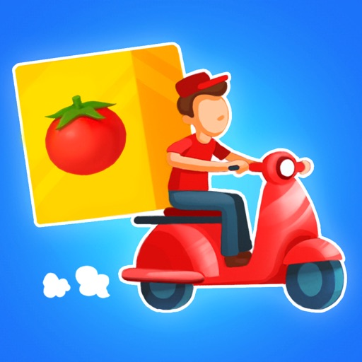 Food Inc. - Idle Delivery icon