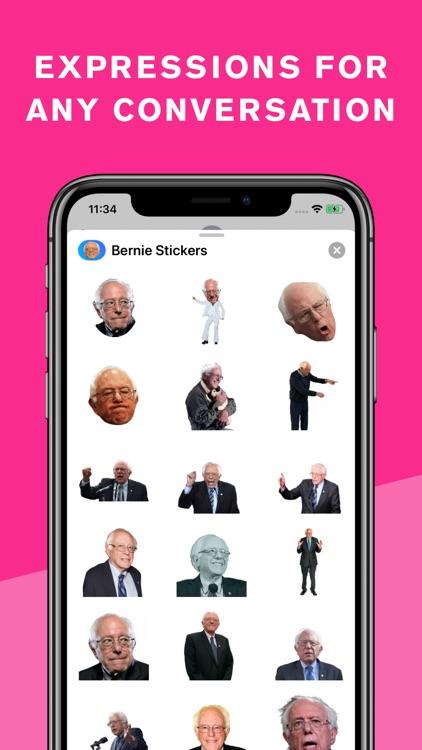 Bernie Sanders & Berniemoji