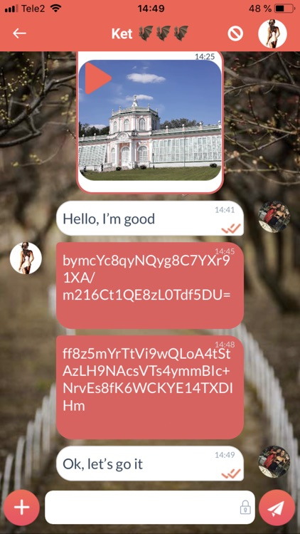 UAround Private & Secure chat