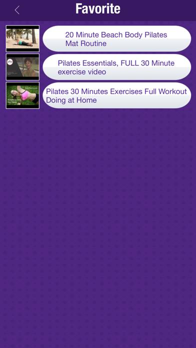 Pilates Fitness Workout Videosのおすすめ画像2