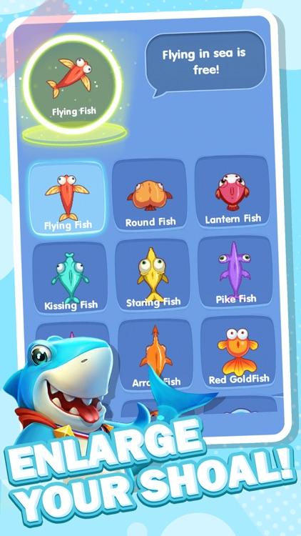 Big Fish Go screenshot-3
