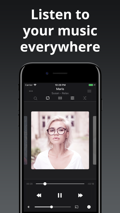 Top 10 Apps like Evermusic: offline music + mp3 in 2019 for iPhone
