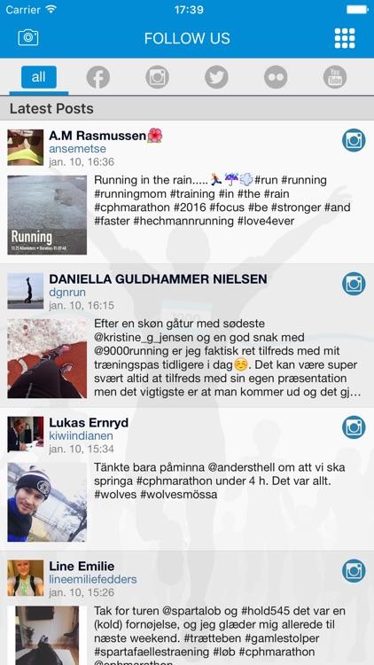 Telenor Copenhagen Marathon screenshot-3
