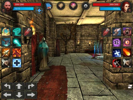 Moonshades dungeon crawler RPGのおすすめ画像1