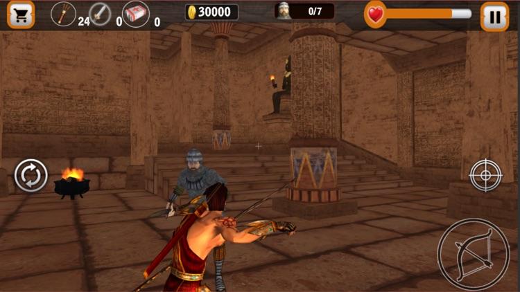 Prince Of Arabia : Archery screenshot-8