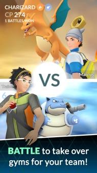 Pokémon GO iphone images