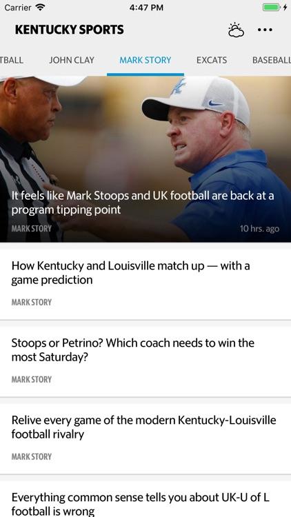 Kentucky Sports screenshot-3