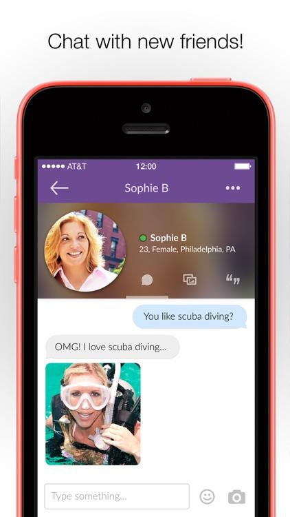 MeetMe - Go Live, Chat & Meet screenshot-0