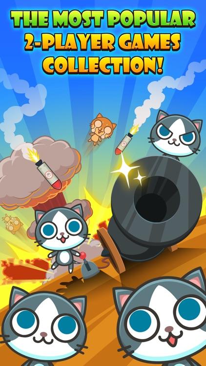 Cats Carnival -2 Player Games screenshot-0