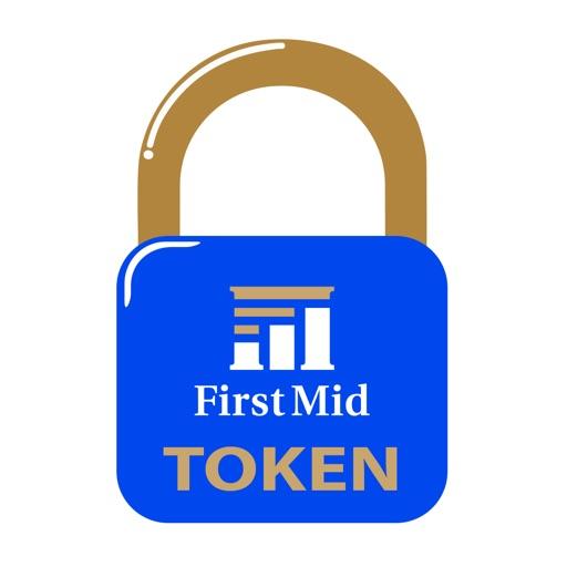 First Mid Business Token app logo