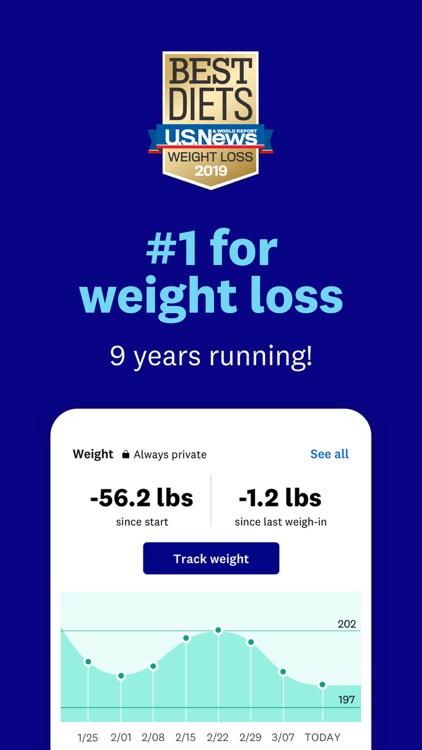 WW (Weight Watchers) screenshot-0