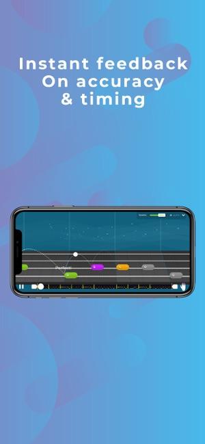 Yousician Guitar, Piano & Bass Capture d'écran