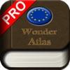 Europe. The Wonder Atlas Pro.