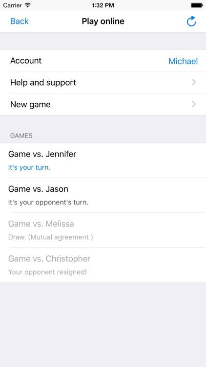 Chess - tChess Lite screenshot-4