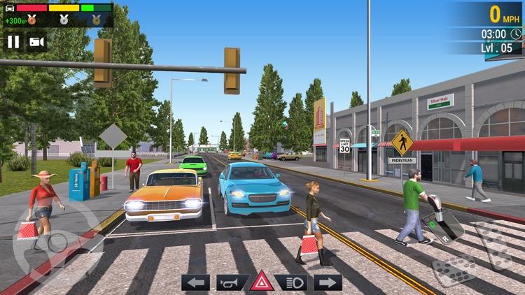 Car Parking - Driving School screenshot-4