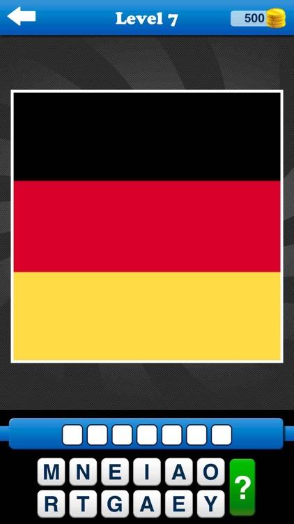 Guess the Flag! Logo Quiz Game screenshot-4