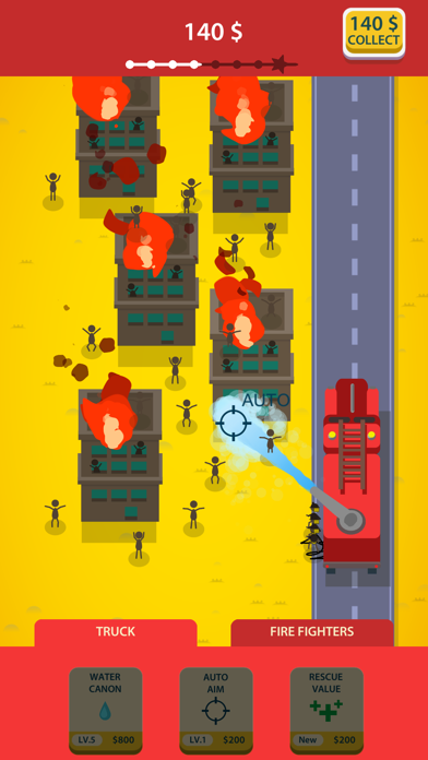 Idle Firetruck screenshot 4