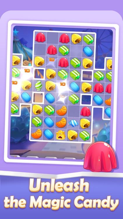 Candy Pop - Match 3 Crush