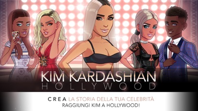Screenshot of Kim Kardashian: Hollywood1