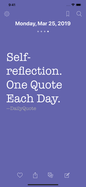 Citas Daily Quote Of The Day En App Store