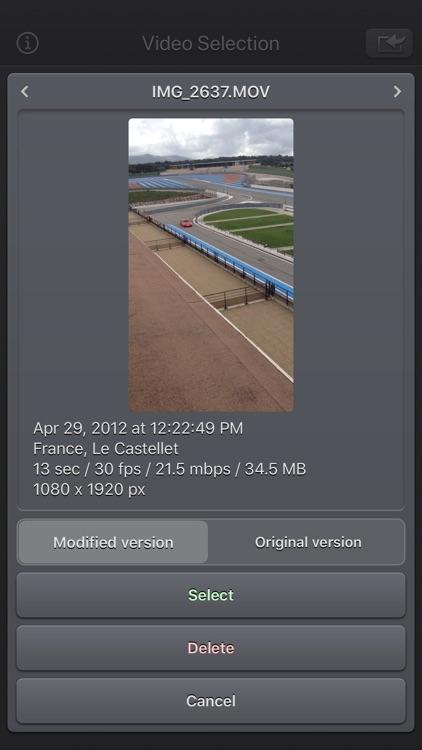 Video Compressor - HD screenshot-7