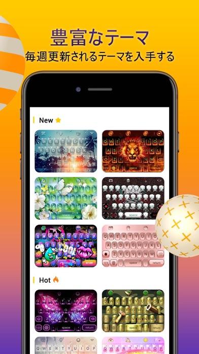 Avatar Keyboard-Themes, Emojisのおすすめ画像7
