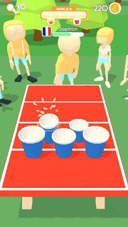 Pong Party 3D screenshot-5