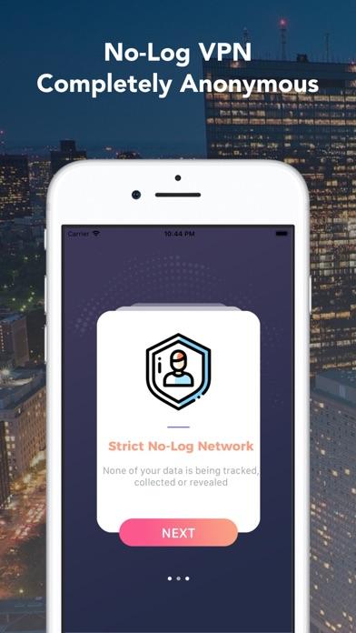 VPN Fire: Best Unlimited Proxy Screenshot